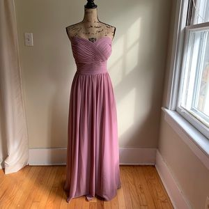 Azazi strapless dress size 20